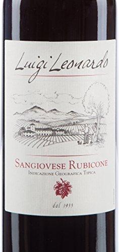 Luigi-Leonardo-Sangiovese-Rubicone-italienischer-Rotwein