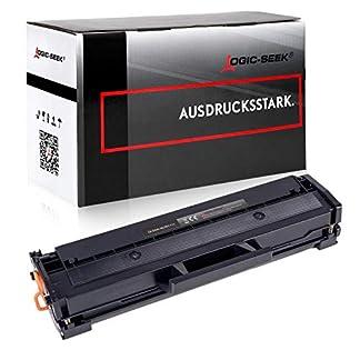 Logic-Seek-Toner-150-mehr-Inhalt-kompatibel-zu-Samsung-MLT-D111S-fr-Samsung-SL-M2026W-Xpress-SL-M2070W-Xpress-Schwarz-2500-Seiten