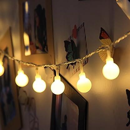 infinitoo-Lichterkette-10-m-100-LED-Glhbirne-Lichterkette-Warmwei-Wnderschne-Deko-fr-Weihnachten-Hochzeit-Party-Zuhause-sowie-Garten-Balkon-Terrasse-Fenster-Treppe-Bar