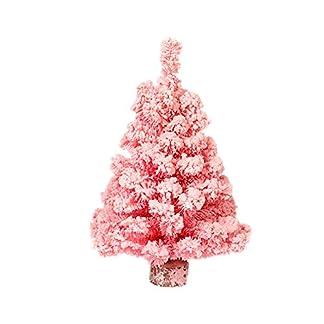 carol-1-Kleiner-knstlicher-Mini-Weihnachtsbaum-Christbaum-Weihnachtsdekoration-Kunstbaum-Miniatur-Weihnachtsbaum-Mini-Tischbaum-Schnee-Frost-Baum-Mikrolandschaft-fr-Weihnachten-Basteln