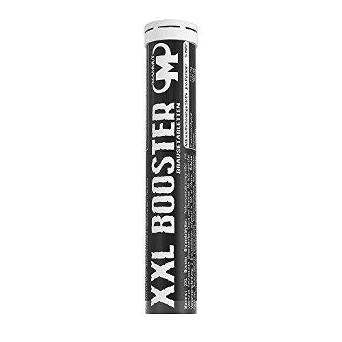 Mammut XXL Booster Brausetablette Orange-Maracuja 2er Pack(2 x 88 g)