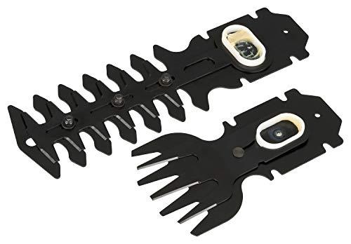 KINZO-2-in1-Gras-und-Heckenschere-36V-mit-2-verschiedenen-Aufstzen-Grasschere-83mm-und-Heckenschere-120mm-40-min-Akkulaufzeit-mit-Sicherheitsschalter
