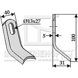Y-Messer-Mulchmesser-63-MUL-53-passend-fr-Mulag-Mulcher