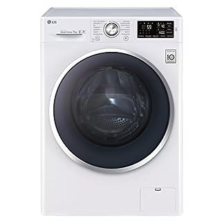 LG-Electronics-F-14U2-QCN2H-WaschmachineA-1400UpM-Inverter-Direct-Drive-6-unterschiedliche-Trommelbewegungenwei
