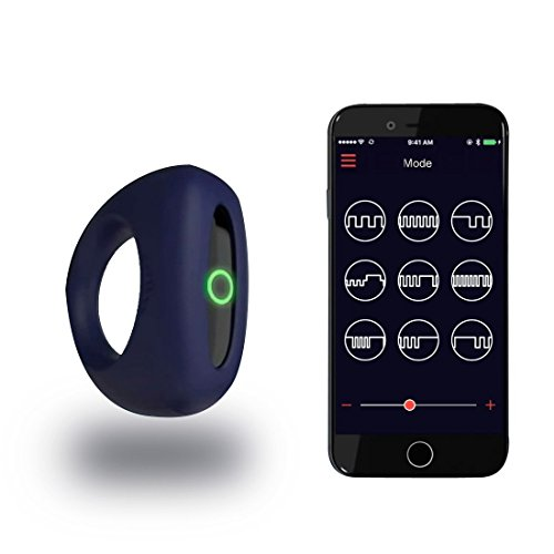 Smart-Wearable-Vibrationsmassage-Ring-fr-Mnner-und-Paare-mit-APP-Control