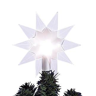 Baumspitze-Top-Star-Clear-Beleuchtbar-Christbaumspitze-Weihnachtsbaumspitze-Stern