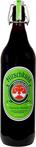 Hirschkuss-38-10l-Schnackelverschlussflasche