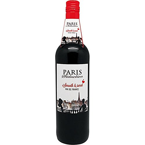 6-Flaschen-FRZ-Paris-Seduction-Vin-de-France-s-rot-a-750ml-Frankreich