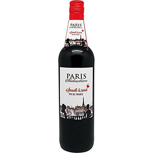 6-Flaschen-FRZ-Paris-Seduction-Vin-de-France-s-rot-a-750ml-Frankreich
