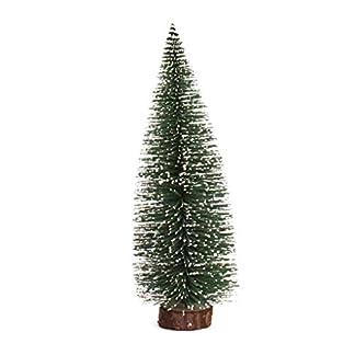 beIilan-Knstliche-Tabletop-Mini-Pine-Weihnachtsbaum-Dekorationen-Festival-Kunststoff-Miniatur-Bume