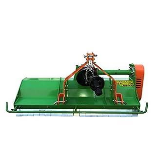 Bowell-Schlegelmulcher-Schlegelmher-195-cm-fr-Traktor-mit-800g-Hammerschlegeln-inklusive-Zapfwelle