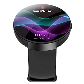 LEMFO-LEM7-Smart-Watch-Android-70-4G-LTE-2MP-Camera-Watch-Phone-16GB-ROM-Built-in-Translator-BluetoothGPSHeart-Rate-Monitor-Sports-Smartwatches-For-Android-iOS