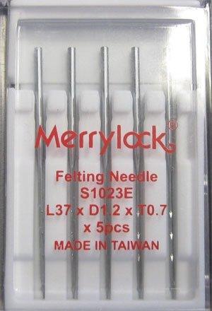 Merrylock Filznadeln Nadeln für härtere Materialien