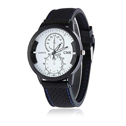 Cysincos-Herren-Armbanduhr-Quarz-Analog-Silikon-Handgelenk-Uhren-Jungen-Mnner-Casual-Sport-Uhr