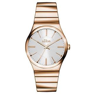 sOliver-Damen-Armbanduhr-Analog-Quarz