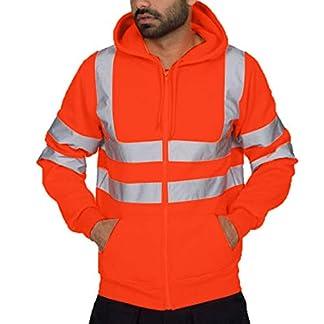 Zolimx-Herren-Hoodie-Kapuzenpullover-Reflektierende-Strassenbauarbeiten-High-Visibility-Pullover-Einfarbig-Langarm-Kapuzen-Sweatshirt-Tops-Bluse