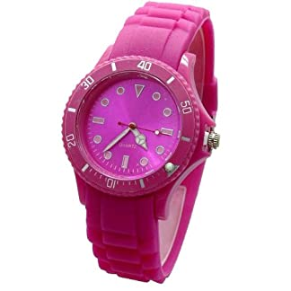NERD-Sports-Herren-Damen-Uhr-in-Pink