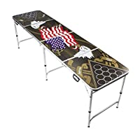 Beer-Pong-Tisch-American-Eagle-Design-Beer-Pong-table