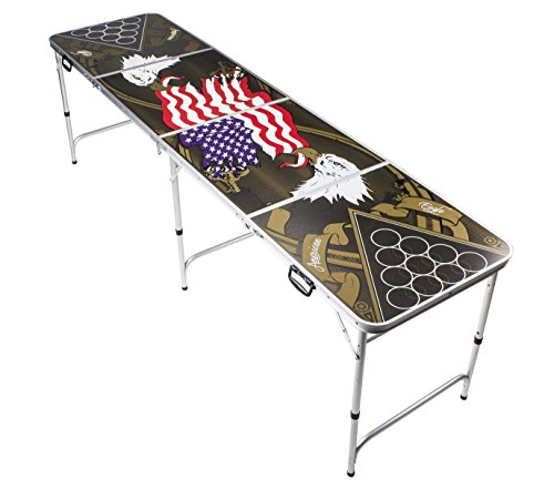 Beer-Pong-Tisch-American-Eagle-Design-Beer-Pong-table