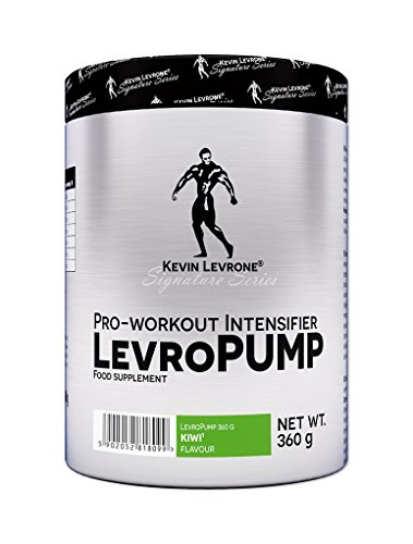 Kevin Levrone Signature Series Levro Pump 360g – Kiwi – Pre-workout Booster