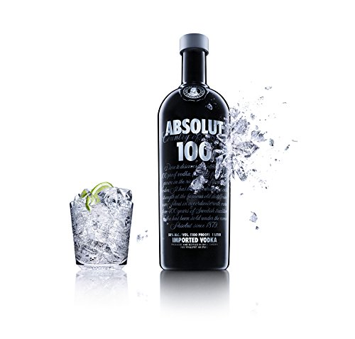 Absolut-100-Black-Imported-Wodka