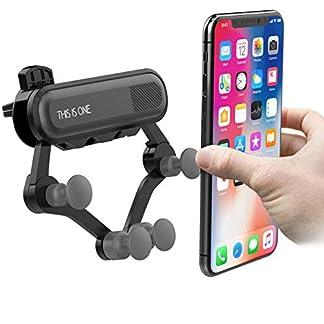 EXTSUD-Auto-Handyhalter-Universal-Auto-Handyhalterung-Einstellbar-Lftungsschlitz-KFZ-Lftung-Halter-fr-iPhone-6-bis-iPhone-XS-MaxSamsung-S9-S8-S7-LG-Huawei-andere-Smartphone47-65-Zoll