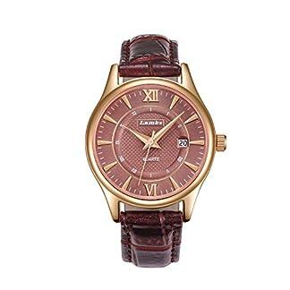 Damen-Armbanduhr-Damenuhr-Wasserdicht-Retro-Handgelenk-Analoge-Uhr-Klassische-Lssige-Uhren-mit-Lederarmband-Armbanduhren-fr-Damen-Herrent-Paar-Uhren-SchwarzBraun
