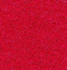 Filzplatte Bastelfilz rot 30 x 45 cm x 2,0 mm