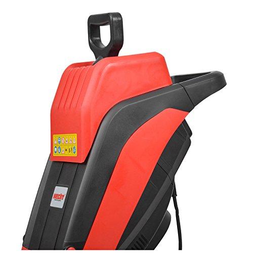 HECHT-Elektro-Hcksler-624-Walzenhcksler-Gartenhcksler-2400-Watt-max-45-mm-Aststrke