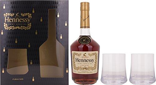 Hennessy-VS-mit-Geschenkverpackung-mit-2-Glsern-New-Design-Cognac-1-x-07-l