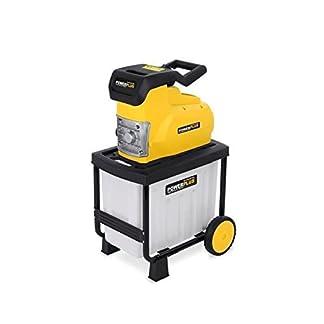 Powerplus-Hcksler-2800-Watt-Fangsack-50-Liter-Kompostierer-Leisehcksler