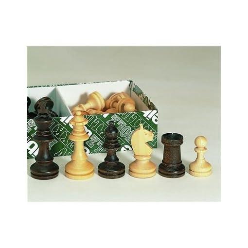 Weiblespiele-01124-Schachfiguren-84-mm-braunnatur