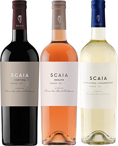 ScaiaScaiaScaia-BiancaRosatoCorvina-Tenuta-Sant-Antonio-3er-Paket