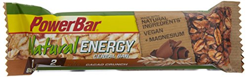 Powerbar Natural Energy Cereal Bar + Magnesium (24x40g) Cacao Crunch