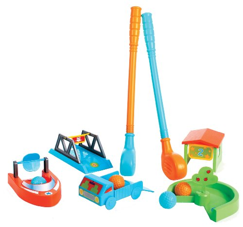 Minigolf-Golf-Set-fr-Kinder-Golfschlger-fr-Kinder-in-and-out