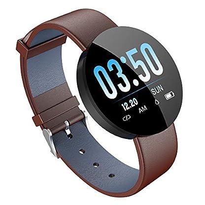 Chenang-Unisex-Health-Fitness-Smartwatch-Pulsuhren-mit-Weibliche-physiologische-Erinnerung-Fitness-Uhr-und-Fitness-Tracker-Schlafmonitor-Tracker
