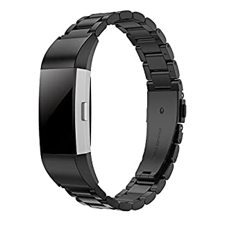 Simpeak-fr-Fitbit-Charge-2-Armbnder-Edelstahl-Metall-Ersatz-Uhrenarmband-Band-Straps-fr-Fitbit-Charge-2