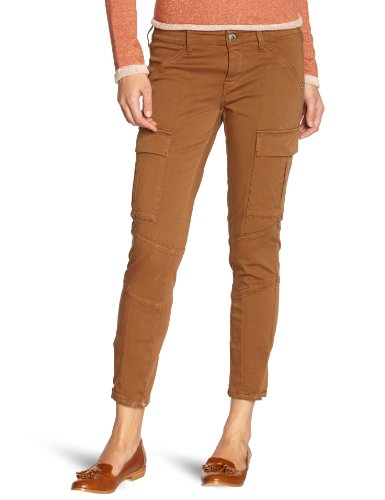 Freesoul Damen Jeans P71163 Skinny / Slim Fit (Röhre) Hoher Bund