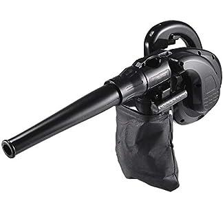 TOOT-Laubblser-1180W-Garden-Vacuum-Mulcher-Collection-Bag-Automatische-Mulchen-Compacts-Bltter-in-Tasche