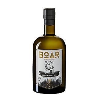 BOAR-Blackforest-Premium-Dry-Ginhchstprmierter-Gin-der-Welt-2017Kleine-Schwarzwlder-Familienbrennerei-seit-1844Wacholder-Lavendel-Zitrustne