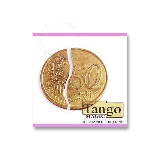 Tango-Folding-Coin-internal-system-50-cents-Euro-with-Tangopedia-four-hours-tutorial-video-Magie-mit-Tuch-Zaubertricks-und-Magie