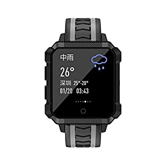 Herren-Outdoor-Smart-4G-Smart-Watch-fr-Android-Uhr-Telefon-154-Zoll-Platz-Bildschirm-RAM-1G-ROM-8G-WiFi-GPS-SIM-Smartwatch-Herzfrequenz-Schlaf-berwachung-Fitness-Tracker-Camping-unerlsslic