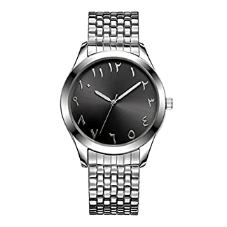 Dihope-Herren-Geschfts-Armbanduhr-Casual-Quarz-Uhr-mit-Batterie