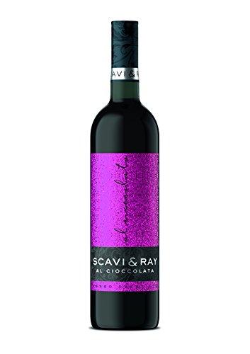 Scavi-Ray-Rosso-Prestigio-Al-Cioccolata-Rotwein-6-x-075-l