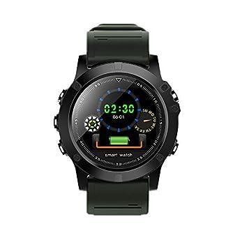 Chenang-Sport-ArmbandIntelligente-Uhr-Bluetooth-Smart-Watch-Blutdruck-Smartwatch-Test-Eingehender-Anruf-Information-Erinnerung-Wasserdicht-IP68-Fitnessarmband