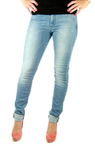 DIESEL Jeans Hi-Vy 0884X Super Slim Skinny Damen Mädchen