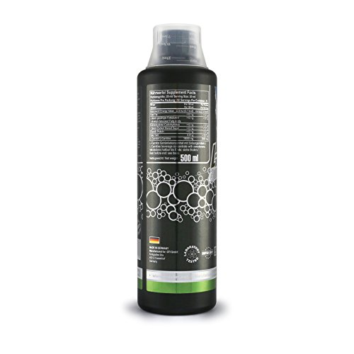Maxler L-Carnitine Comfortable Shape 3000Green Apple. 500 ml bottle