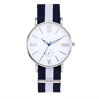 Souarts-Damen-Armbanduhr-Bohemian-stil-Deko-Analoge-Quarz-Uhr-mit-Batterie-Schwarz