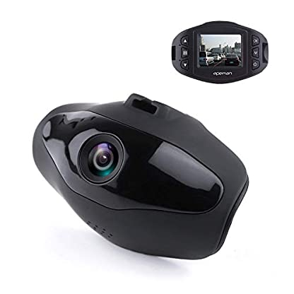 APEMAN-Dashcam-Kompakte-Autokamera-Mini-Auto-Kamera-1080P-Full-HD-Video-Recorder-mit-650NM-Objektiv-WDR-Loop-Aufnahme-Bewegungserkennung-Parkmonitor-und-G-Sensor