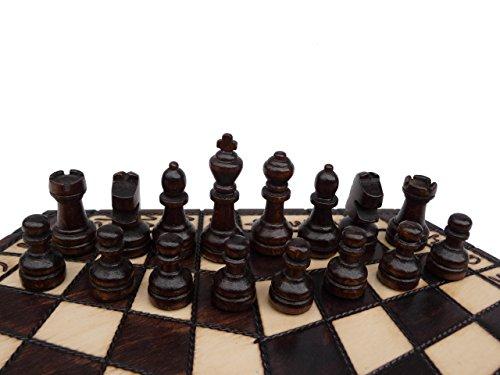 3-Drei-Spieler-Schachspiel-KLEIN-RULES-INKLUSIV